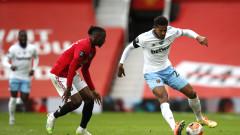 Манчестър Юнайтед с грешна стъпка срещу Уест Хем, но на точка от голямата цел