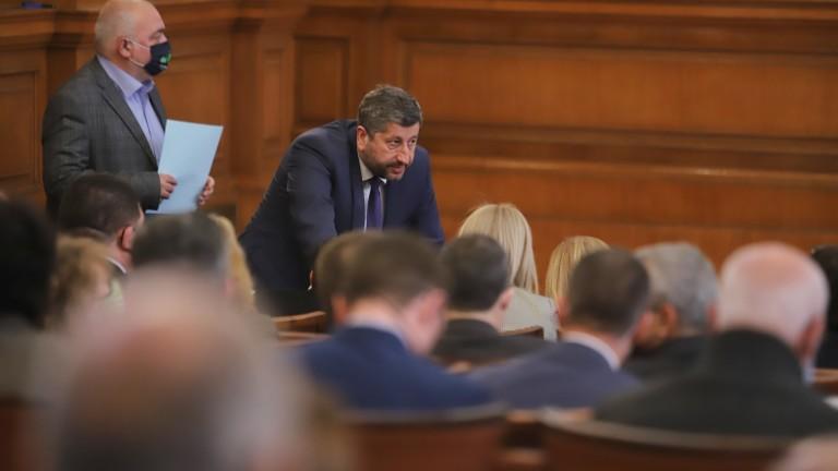 Христо Иванов за протеста: Административно мероприятие