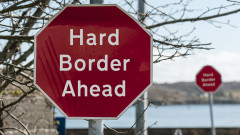 Великобритания и ЕС договориха текста по въпроса за Ирландия