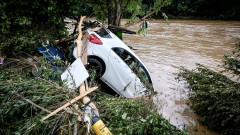 Нови наводнения в Белгия