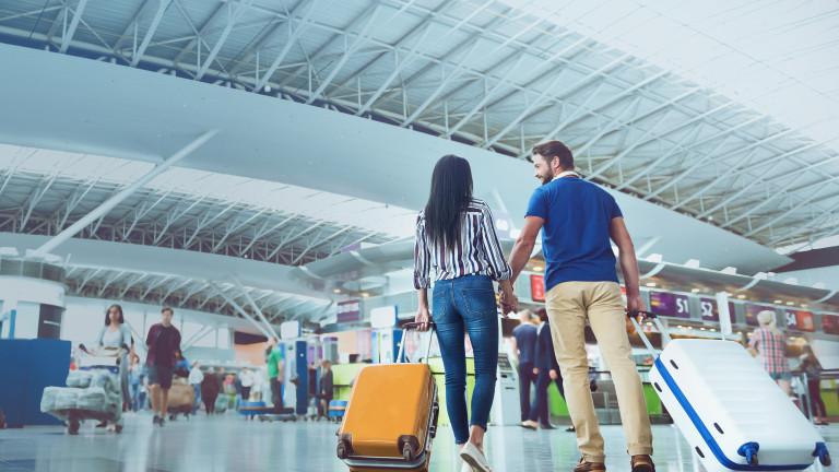 Снимка: Отчитаме ръст от 4,9% на чуждите туристи у нас