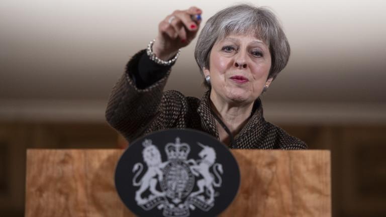 Преговорите за Брекзит са в