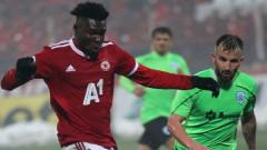 Кайседо: Отиваме в Разград за победа, мястото на ЦСКА е на върха