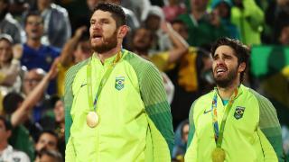 Бразилци олимпийски шампиони на плажен волейбол