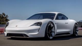 Ето как ще изглежда електрическият Porsche Taycan