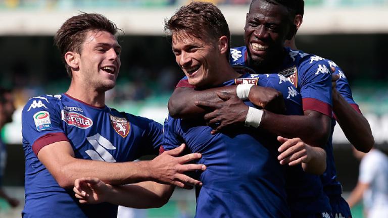 Торино не успя да се справи със закъсалия тим на Верона (ВИДЕО)