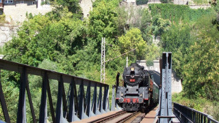 БДЖ кани на разходка с парен локомотив от София и Банкя