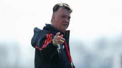 Рой Кийн: Юнайтед не трябва да уволнява Ван Гаал
