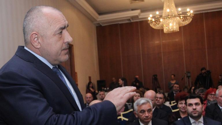 Борисов пита: Кой смени главсека Костов? Кой?
