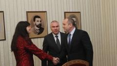 """Радев стартира с """"Воля"""" консултациите преди връчването на мандата"""