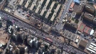 Нова ракетна атака срещу посолството на САЩ в Багдад