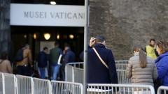 Починалите от коранавируса в Италия се увеличиха до 107