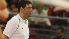 Константинов: Ще търсим победи срещу отборите от нашата черга
