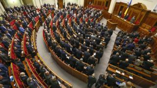 Още петима украински депутати напуснаха групата на Партията на регионите
