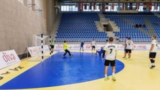 Младите хандбалисти паднаха от Молдова на Европейското в Подгорица