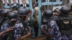 Йовери Мусевени преизбран за президент на Уганда