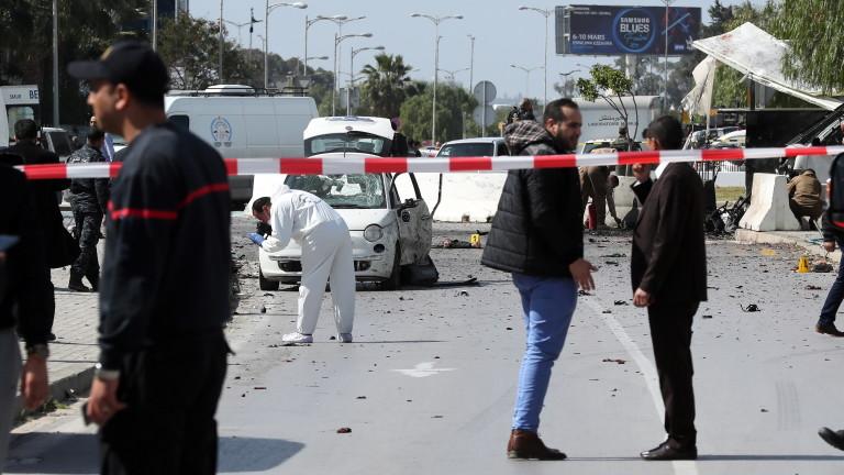ДАЕШ пое отговорност за терористична атака в Тунис
