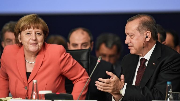 Германия привика посланика на Турция заради арестите на прокюрдски депутати