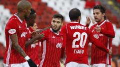Без контрола за ЦСКА по време на паузата, двама са контузени
