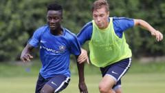 От малийския бежанец до гамбийските студенти - футболистите, които се пробваха в Левски