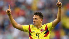 Колумбийски национал реже Наполи заради Атлетико (Мадрид)