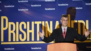 Косово опроверга крими миналото на премиера Тачи