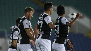 Локомотив (Пловдив) - Етър 1:0, Димо Бакалов откри резултата