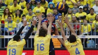 Бразилия на пътя на волейболистите към Токио 2020
