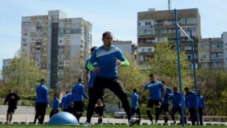 Групата на Черно море за дербито срещу ЦСКА