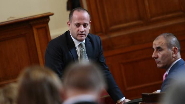 Ако ДСБ остане в управлението, Радан Кънев отстъпва лидерския пост
