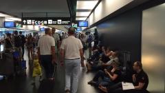 Всички полети от летище Виена са отменени