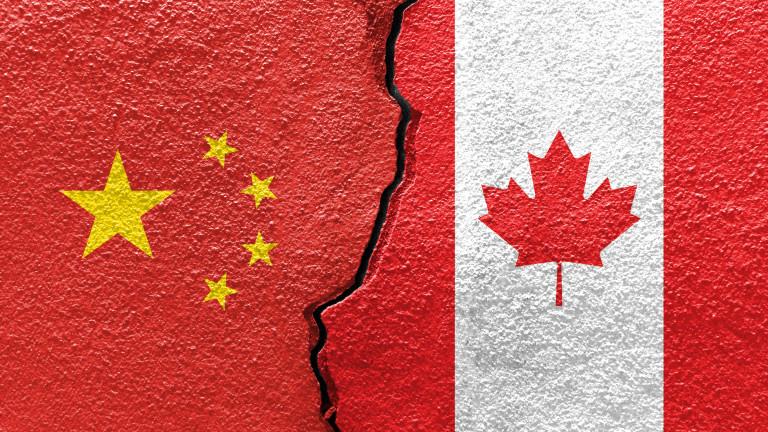 Снимка: Китай заплаши Канада с последици, ако наложи забрана на Huawei