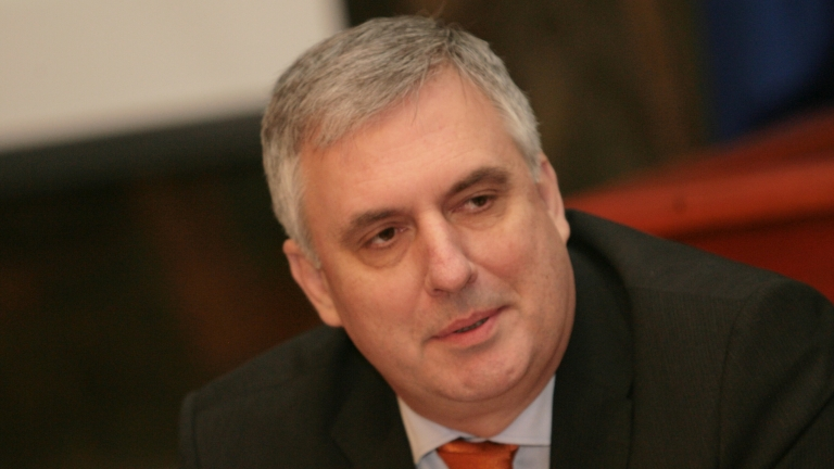 Ивайло Калфин стана специален съветник на Гюнтер Йотингер