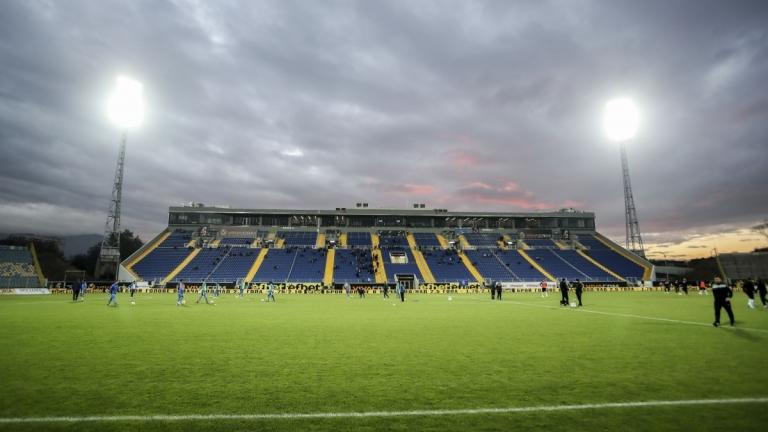 УЕФА наказа Левски с частично затваряне на стадиона