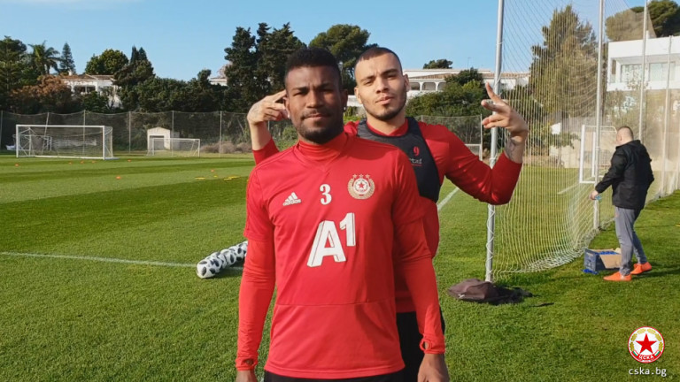 Жеферсон от ЦСКА: Да дойда в България беше крачка назад, но не съжалявам
