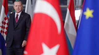 Ердоган вижда нацистки действия на гръцката граница