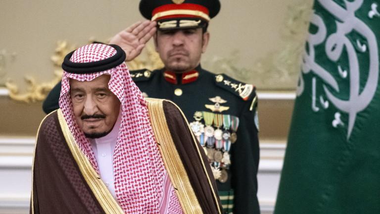 Разузнаването на САЩ изучава информация за опити на Саудитска Арабия