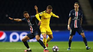 ПСЖ на 1/4-финал след резонна победа срещу Борусия (Дортмунд)