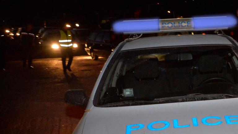 Шофьор без книжка и с трева в колата спретна гонка на столични полицаи