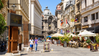 Големите увеличения на заплатите в Румъния не се отразяват на разполагаемия доход
