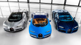 Bugatti обяви близкия край на хиперколата Chiron