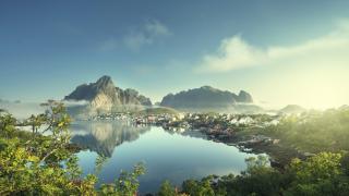 10 красиви селца, които трябва да посетите
