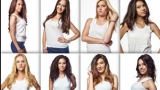 """Разголени момичета се борят за """"Мис Национален отбор"""""""