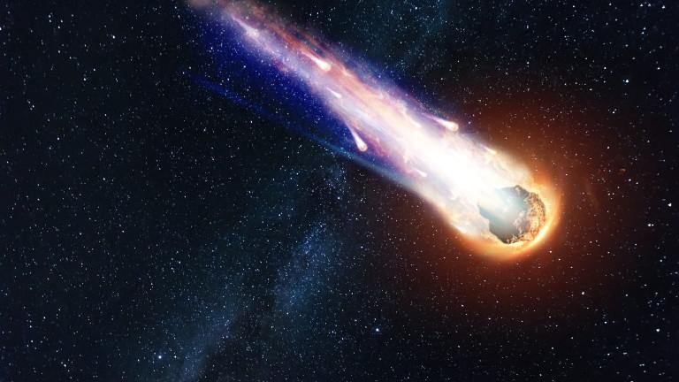 НАСА увери, че Земята няма да бъде ударена от астероида