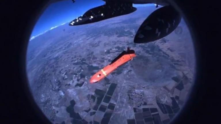 Турция успешно изпита първата си крилата ракета