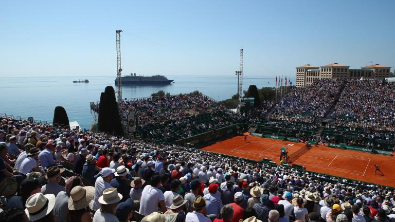 Григор Димитров ще играе днес на двойки в Монте Карло