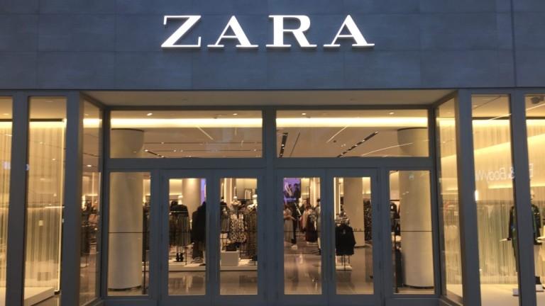 Zara ще започне да използва само органични материали в производството си до 2025 година
