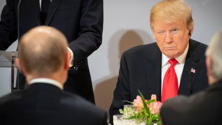 Русия се подготвя за срещата Путин-Тръмп, не са уведомени за друго
