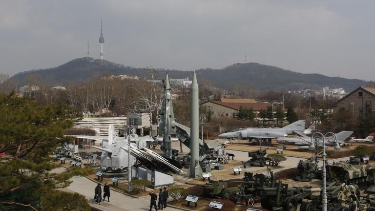 Северна Корея почти възстановила ракетния си полигон Дончан-ри