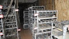 Разбиха ферма за криптовалута, крала ток край Чирпан